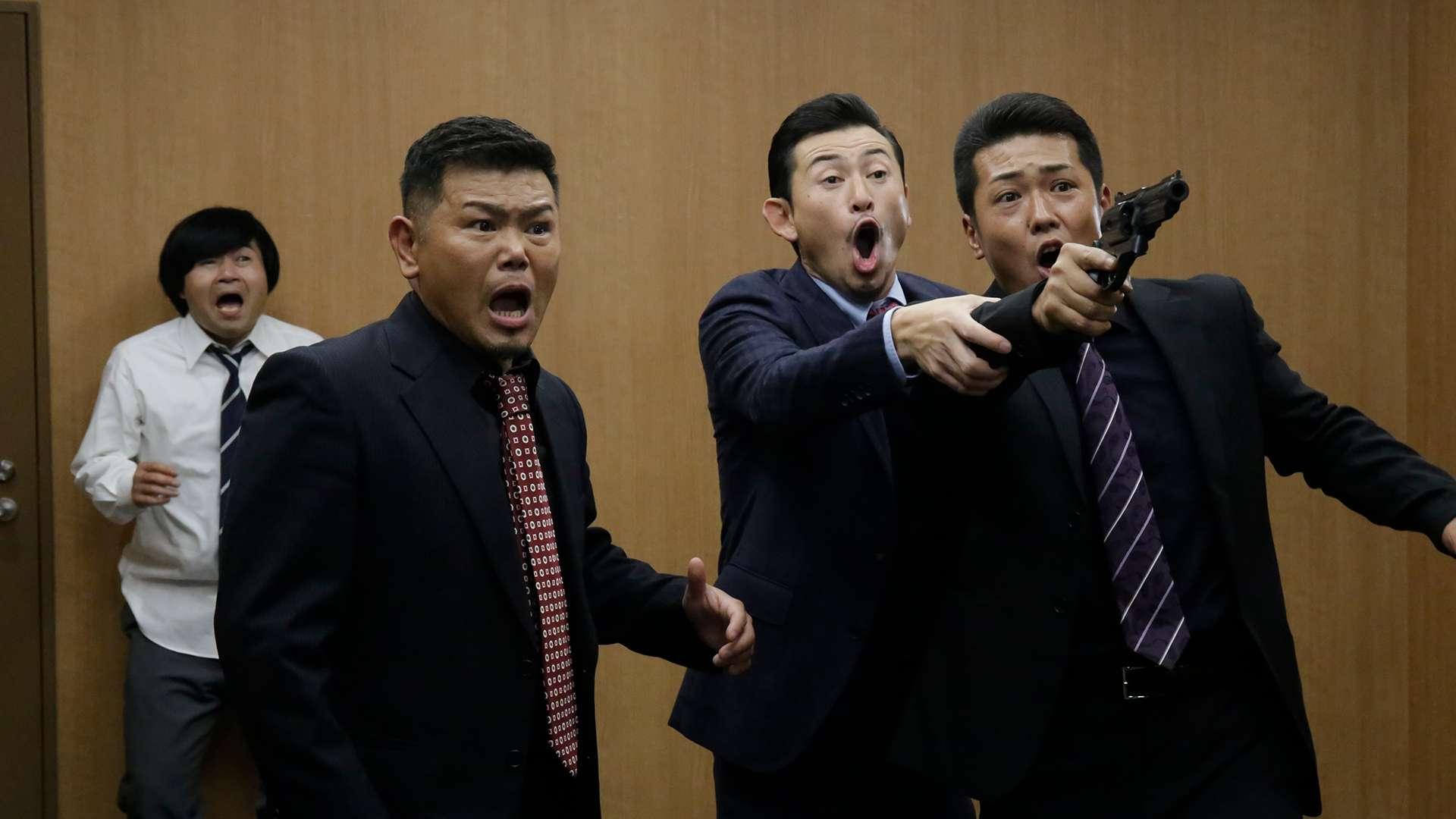 日本統一外伝~山崎一門~