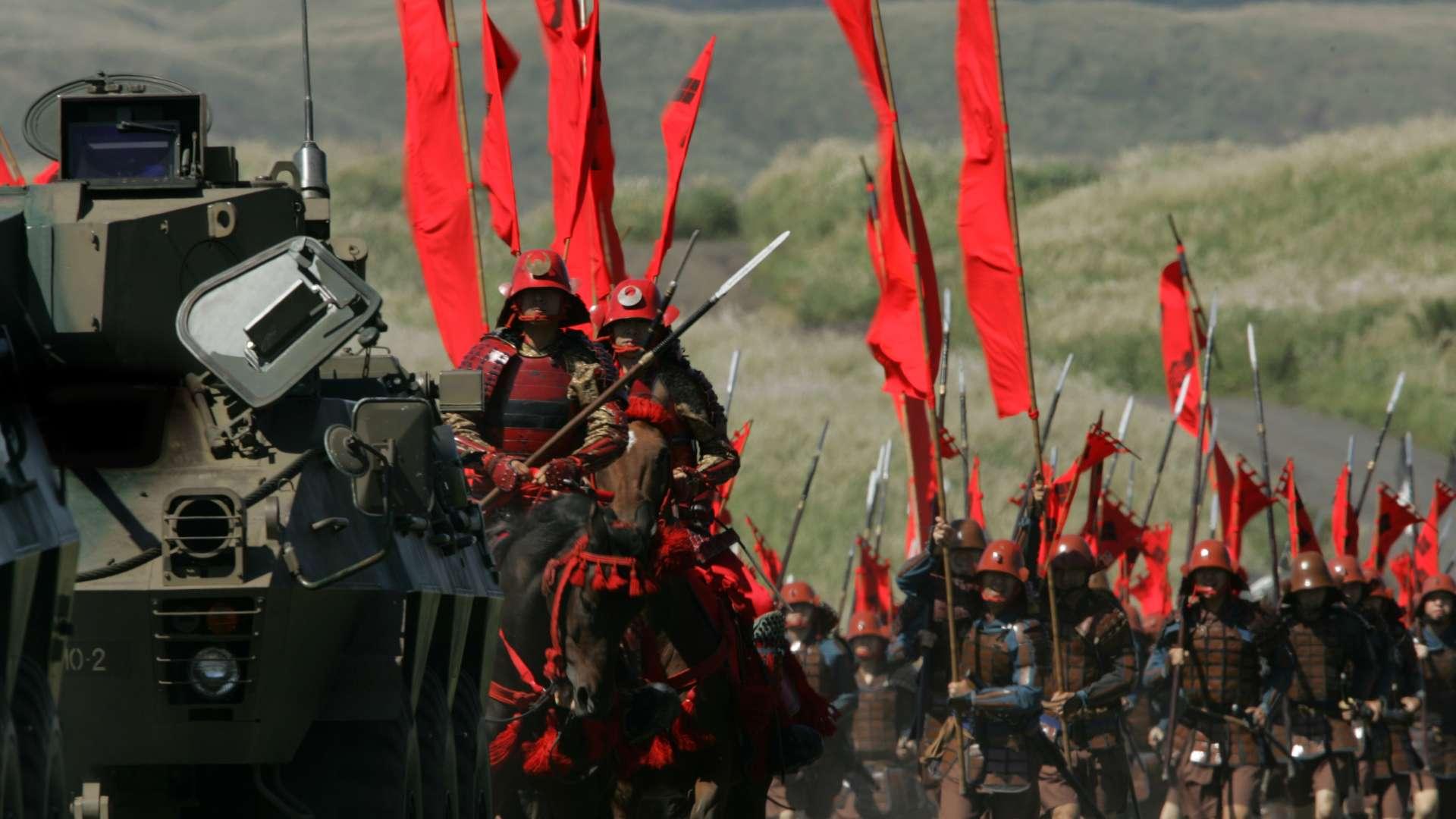 戦国自衛隊1549
