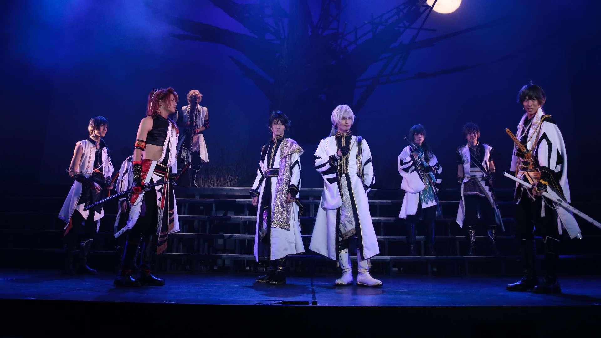 2.5 次元ダンスライブ「ツキウタ。」ステージ 第二幕 ~月歌奇譚「夢見草」~月の章