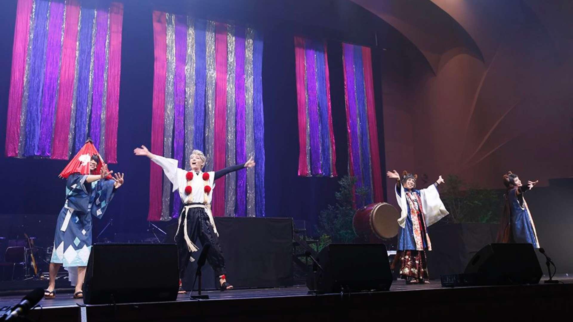 ツキプロ文化祭2018 SUMMER『月野百鬼夜行外伝 夏夢祭』