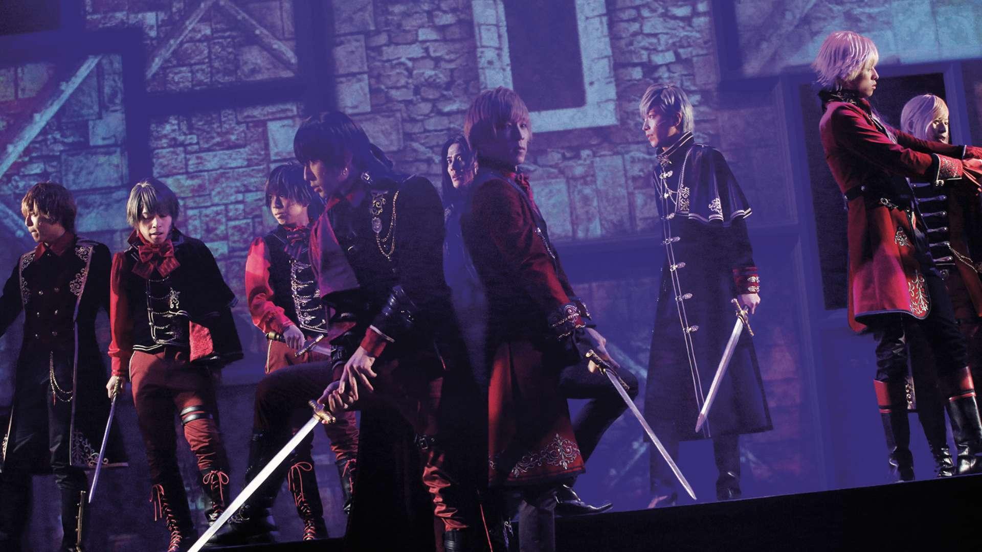 2.5次元ダンスライブ「S.Q.S」 Episode 3「ROMEO - in the darkness -」Ver.RED