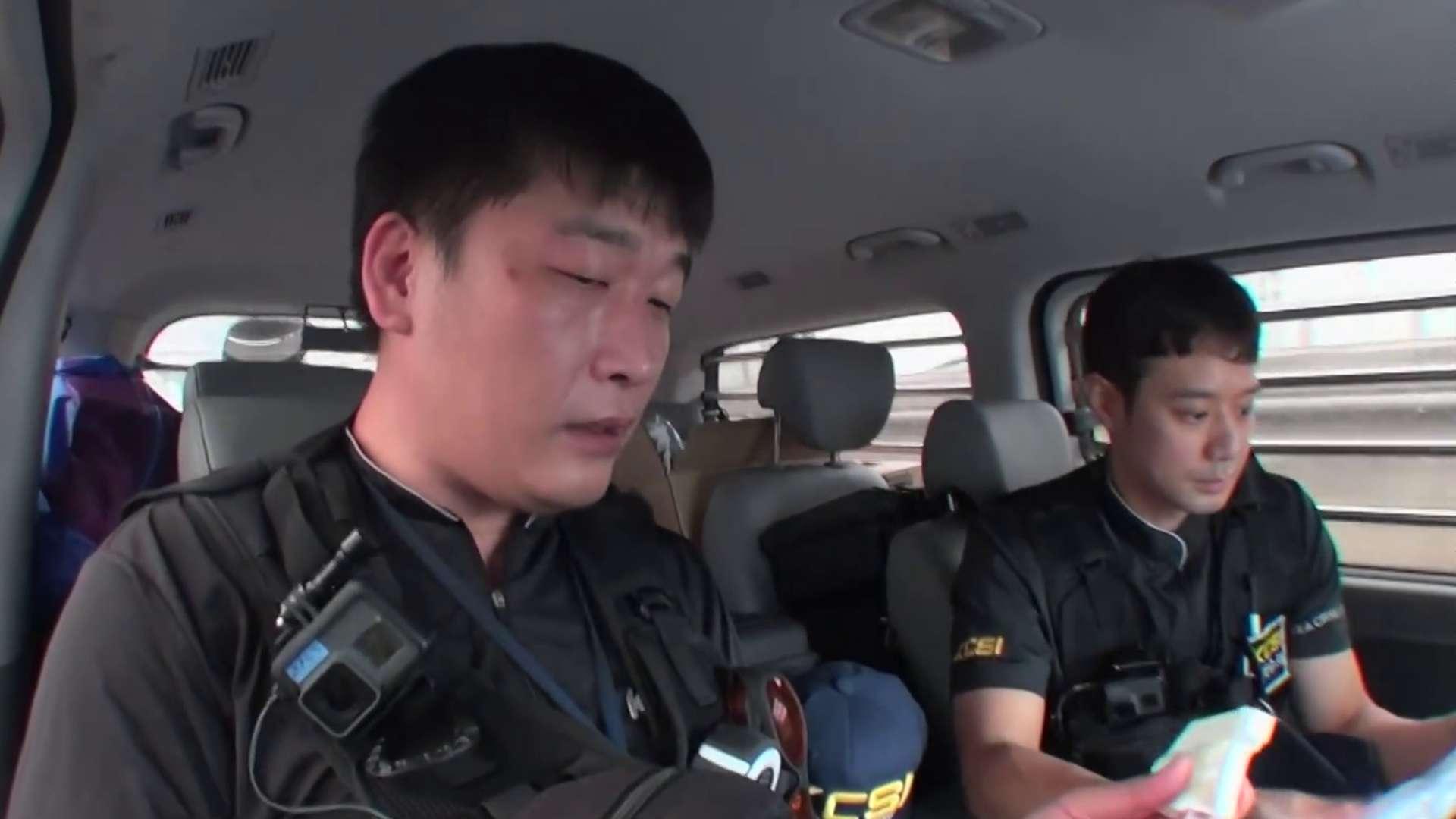 都市警察KCSI