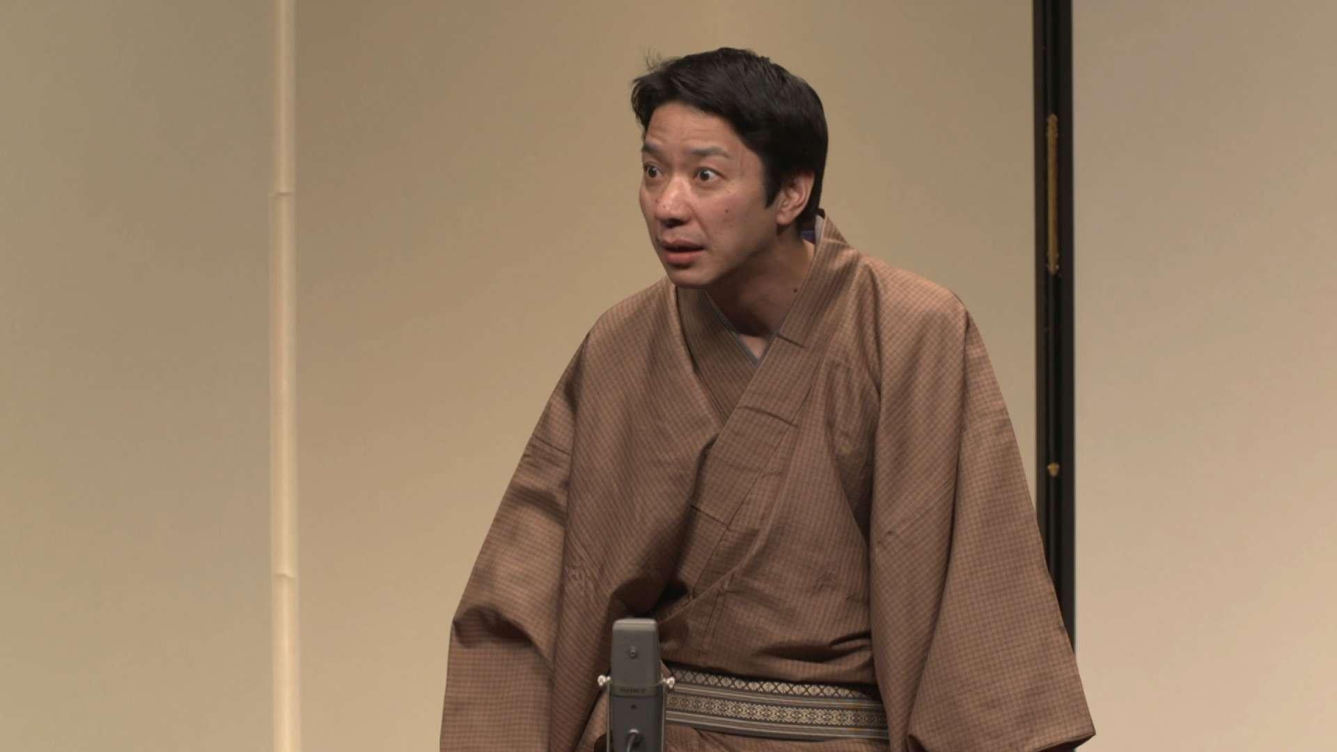 隅田川馬石「安兵衛狐」~フランボヤン寄席 内幸町ホール