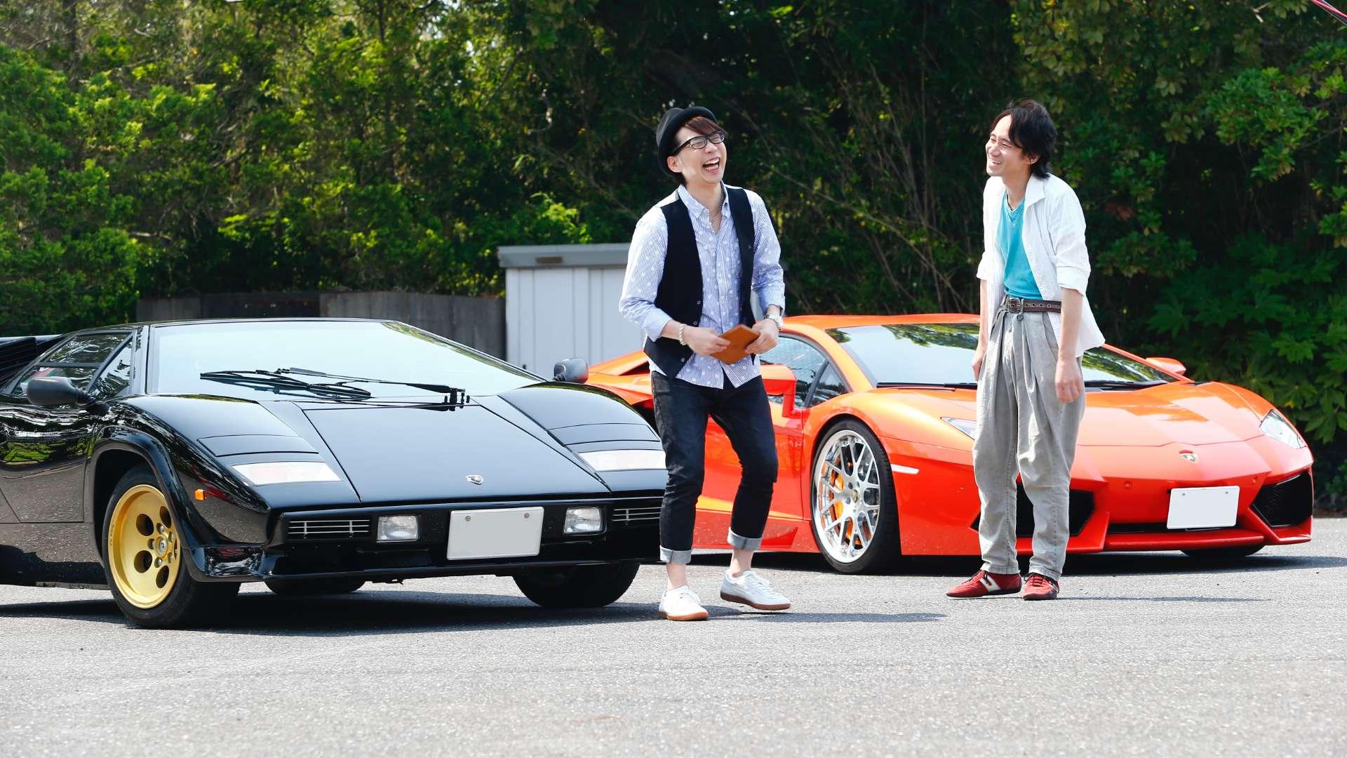スワベジュンイチpresents. UNLIMITED MOTOR WORKS feat.三木眞一郎