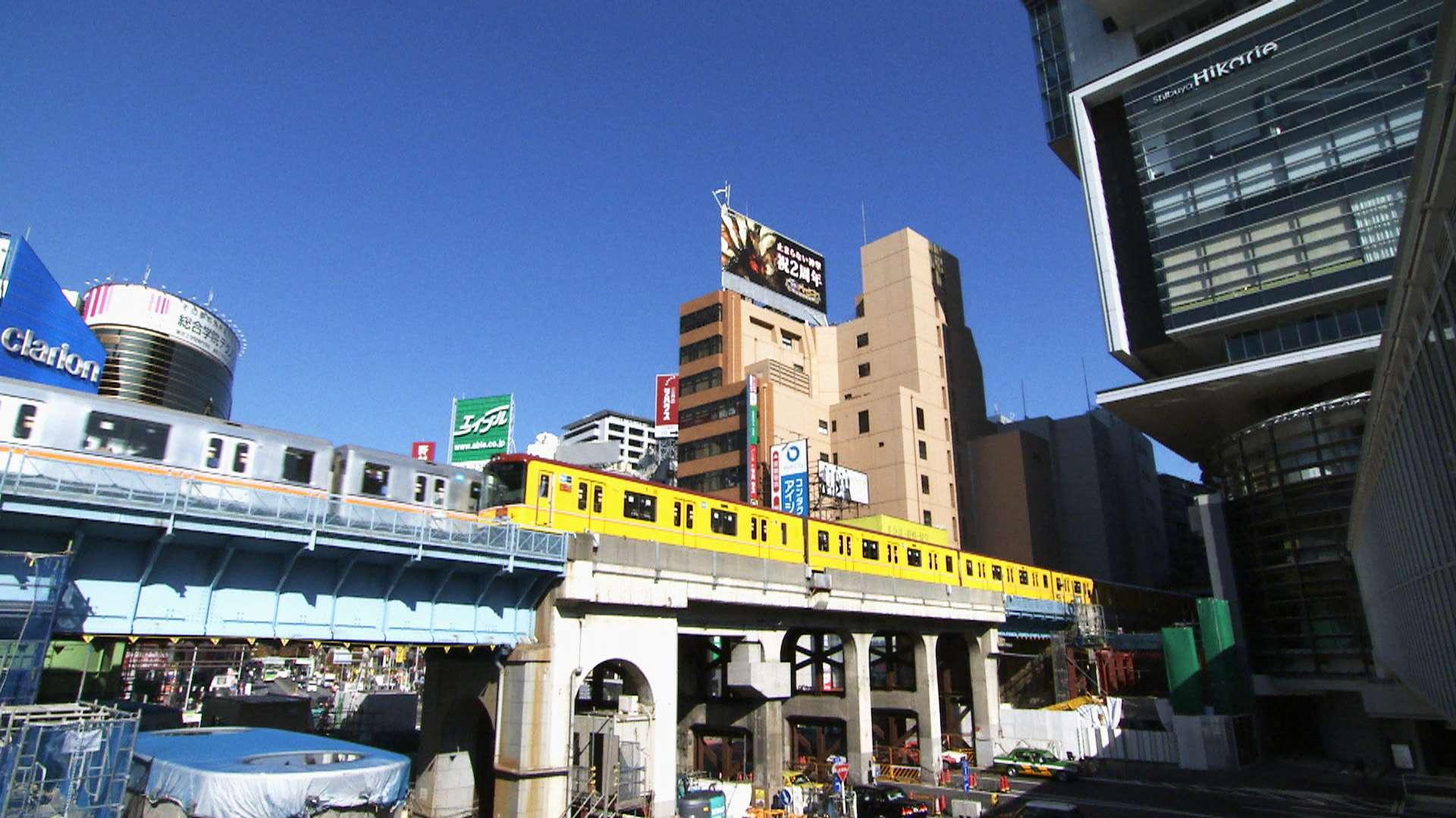 東京メトロ銀座線 1000系