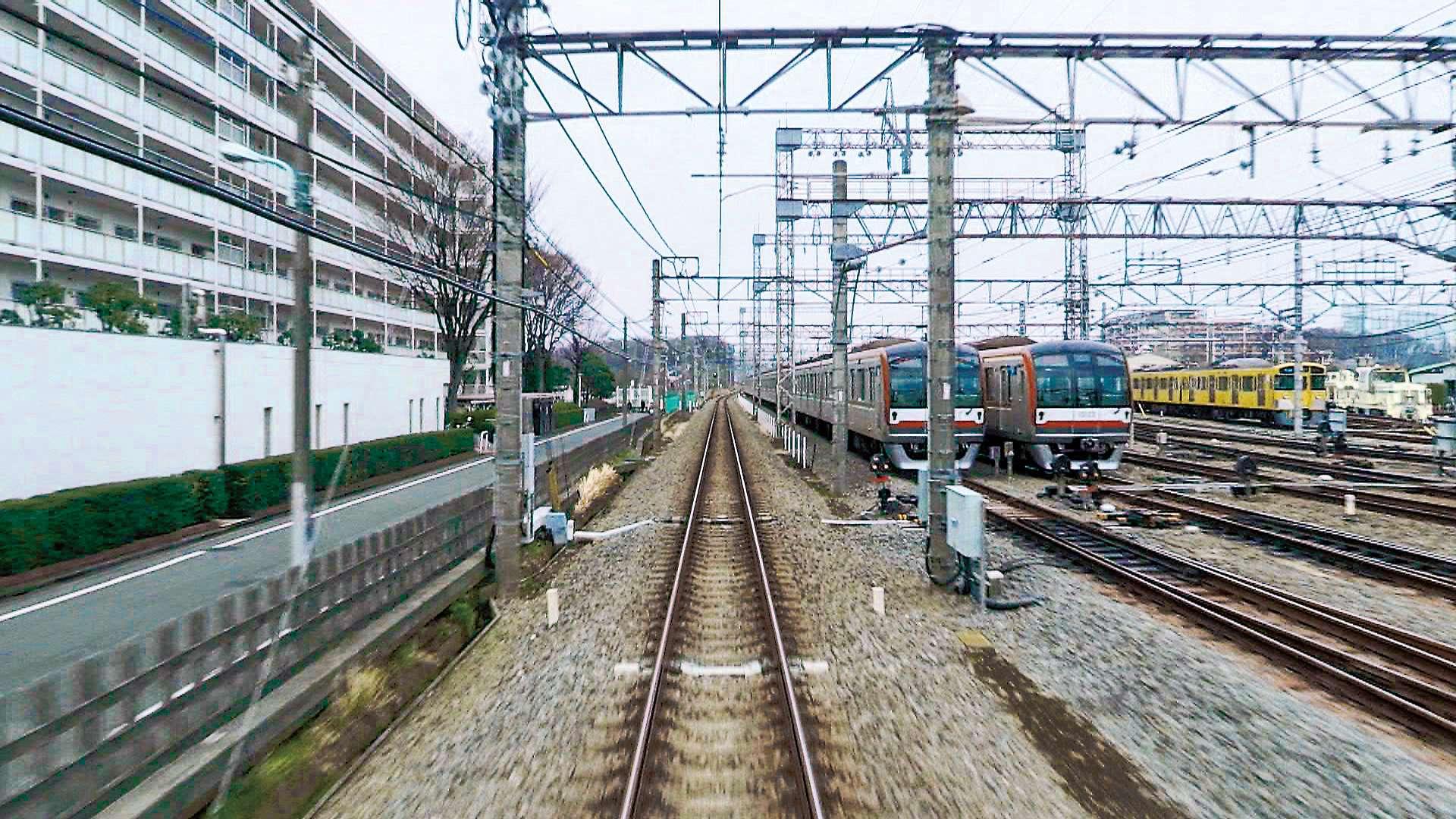 東京メトロ有楽町線&西武池袋線