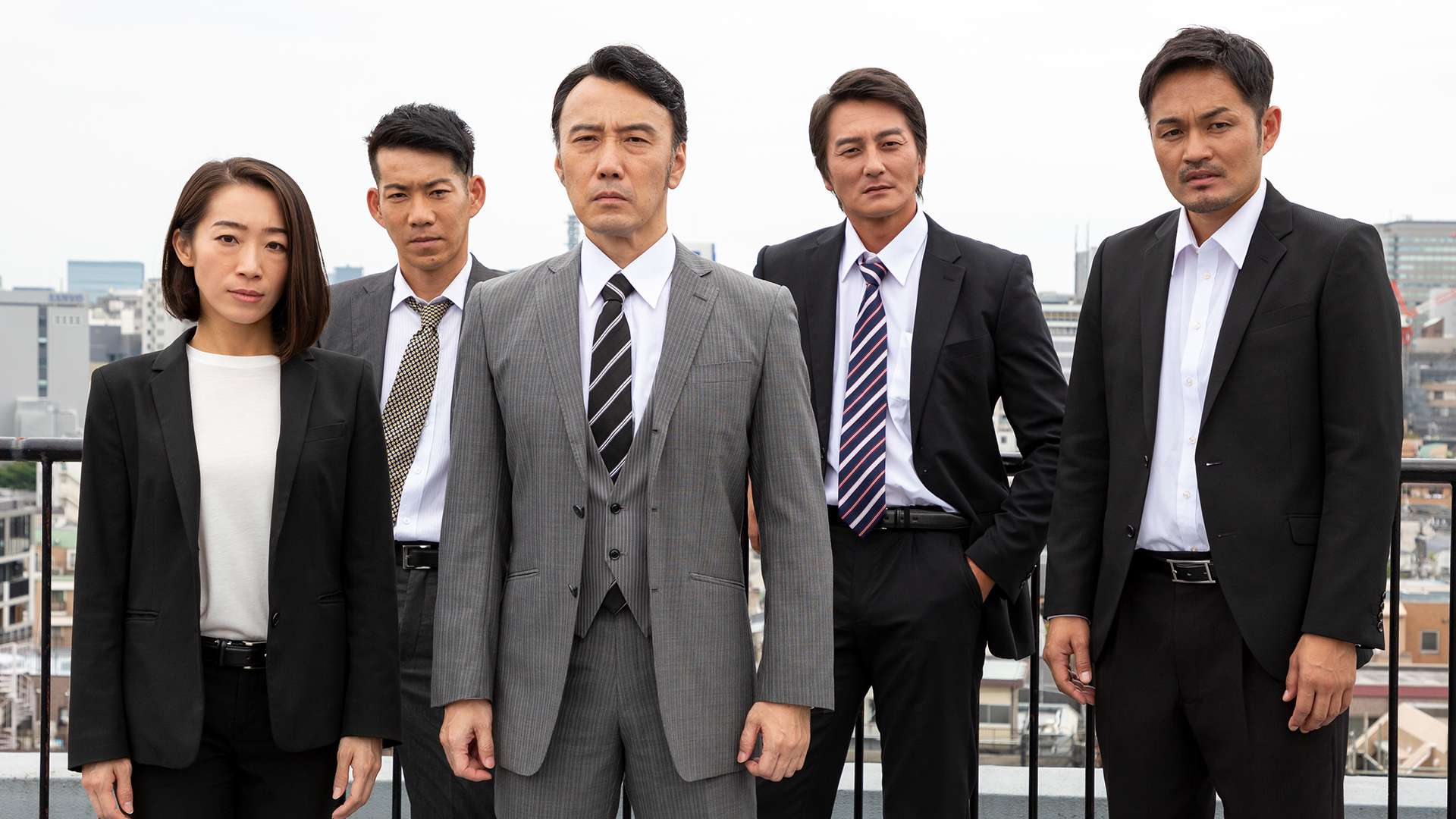 ソタイ 〜組織犯罪対策部vs反社会勢力〜