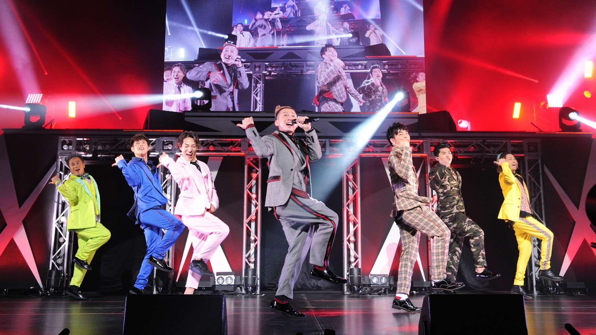 LIVE DA PUMP 2018 THANX!!!!!!! at 東京国際フォーラム ホールA(Digest)