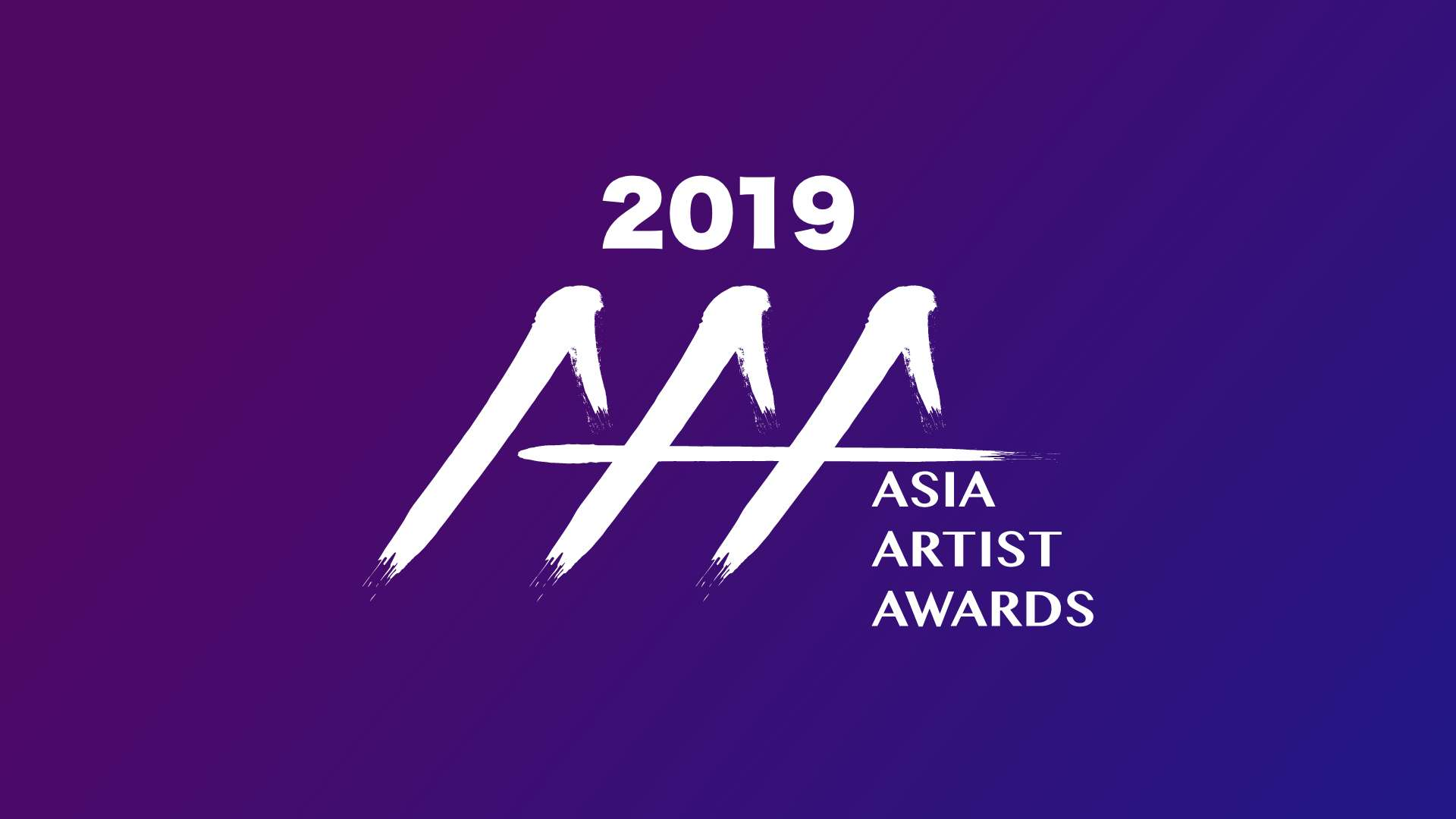 2019 ASIA ARTIST AWARDS in Vietnam