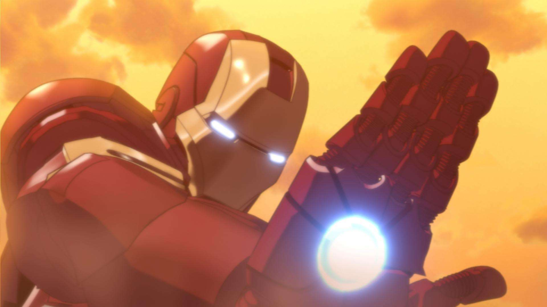IRON MAN -アイアンマン-