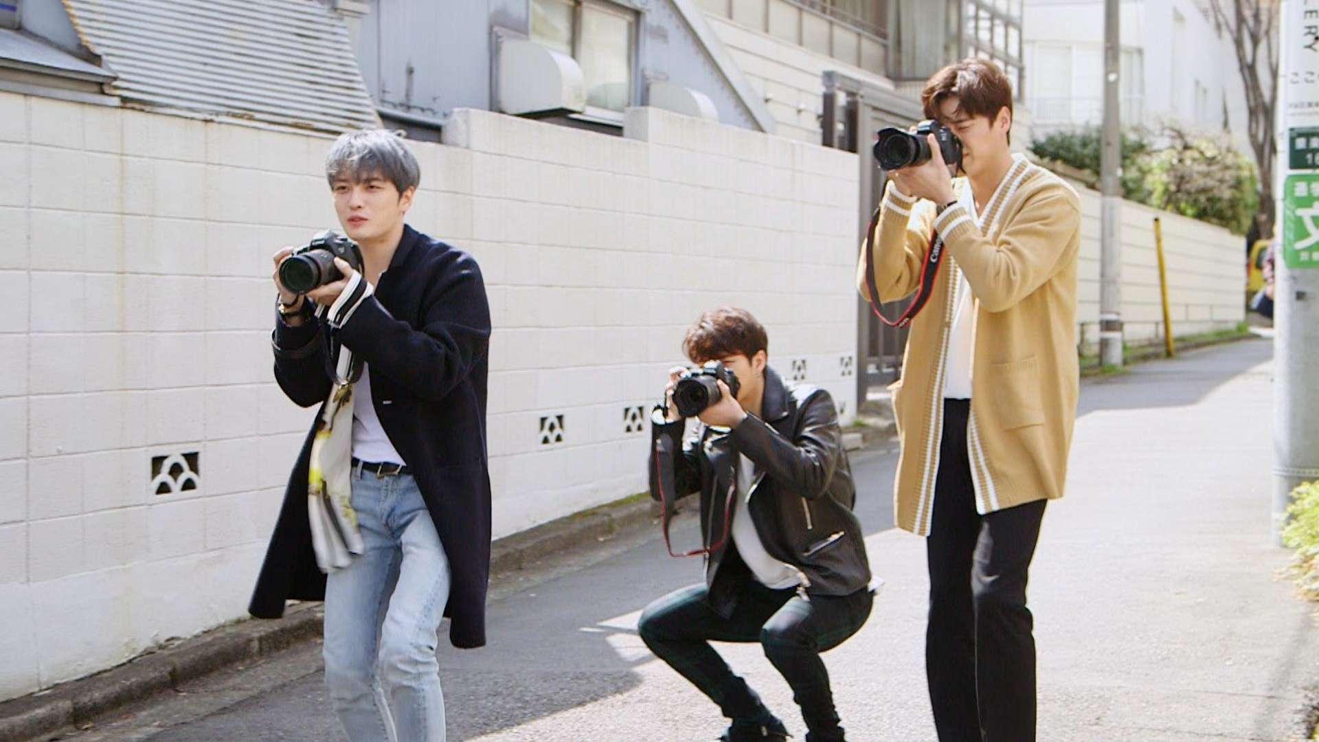 JAEJOONG Photo People in Tokyo
