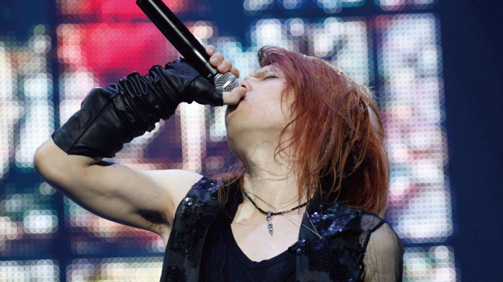 "Acid Black Cherry 2010 Live ""Re:birth"" ~Live at YOKOHAMA ARENA~"