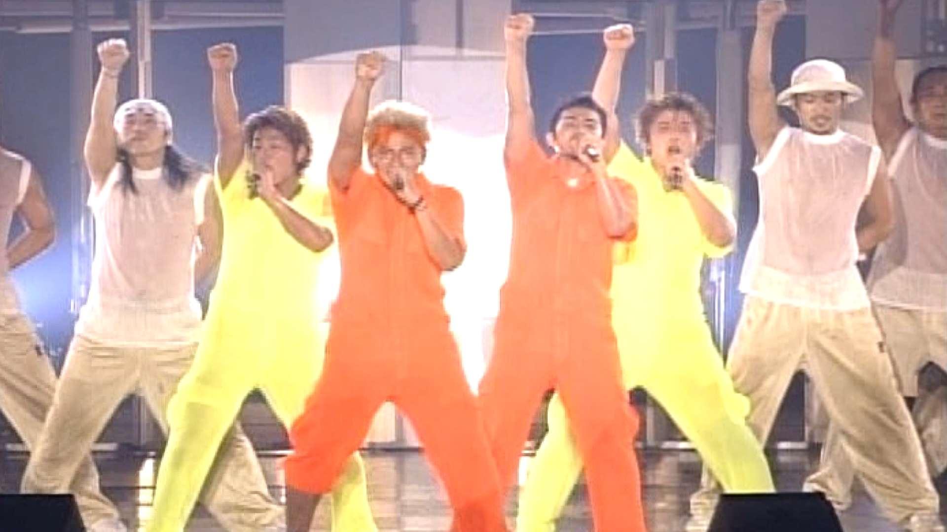 DA PUMP TOUR 2000 BEAT BALL/DA PUMP