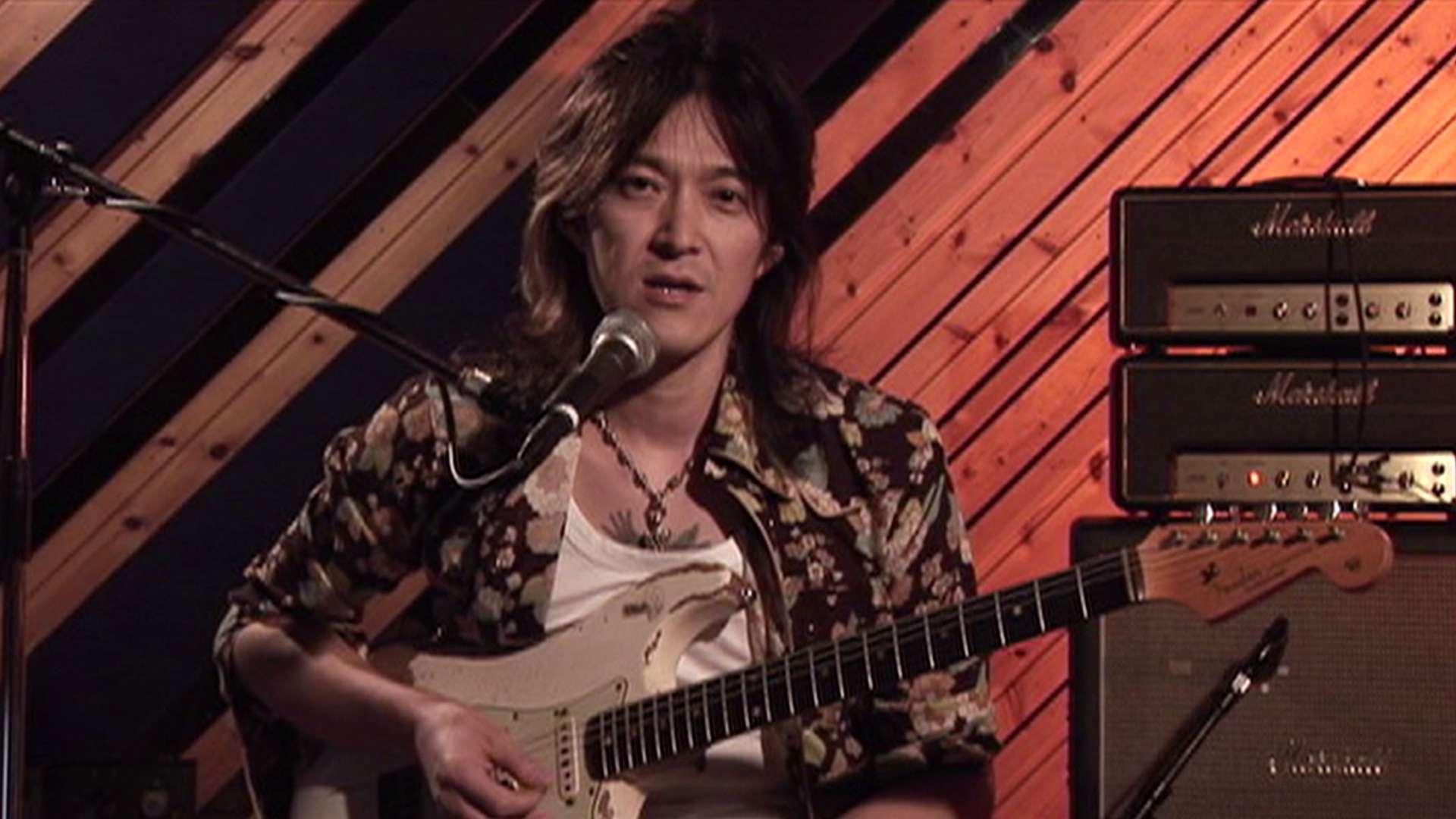 ichiro 直伝 BLUES ROCK SPIRITS