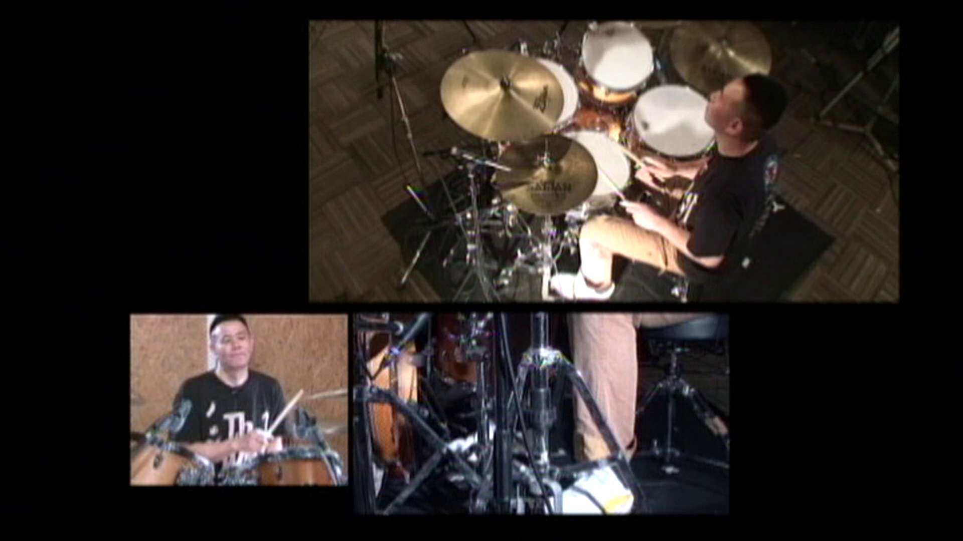 THE BLUE HEARTSの曲で学ぶ 情熱ベーシック・ドラム/梶原徹也