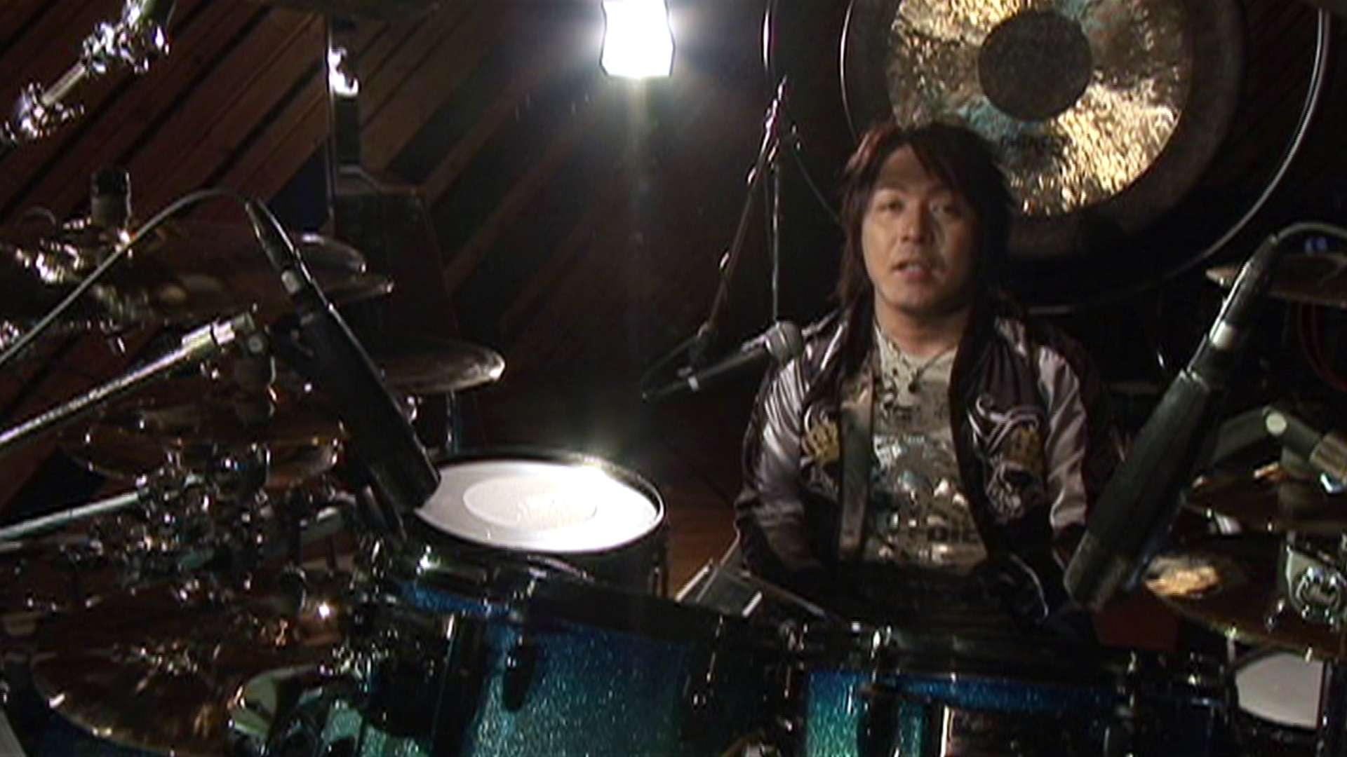 shuji 直伝 Pleasure of drumming