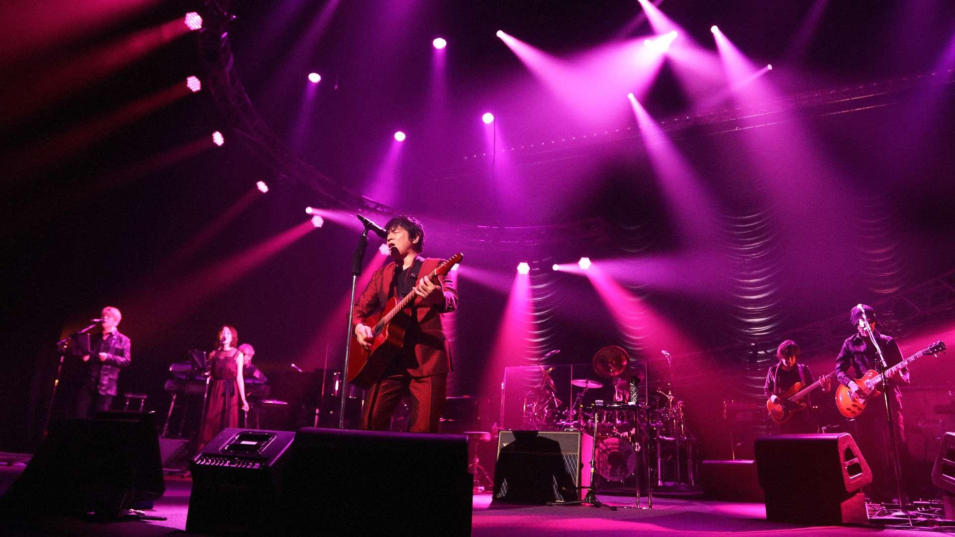 「ASKA CONCERT TOUR 2019 Made in ASKA -40年のありったけ- in 日本武道館」