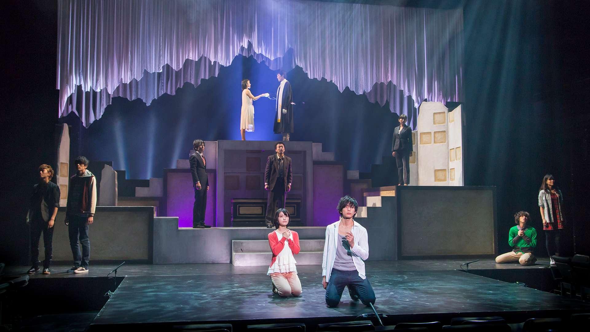 舞台版『心霊探偵八雲 祈りの柩』
