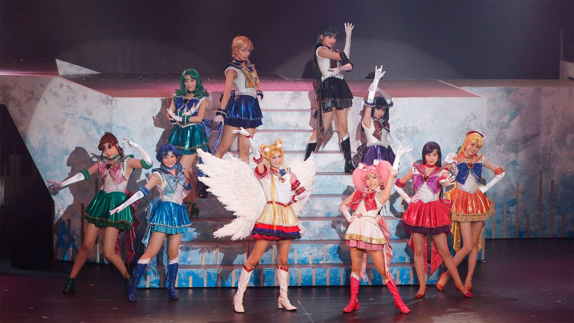 ミュージカル「美少女戦士セーラームーン」-Le Mouvement Final-(ル ムヴマン フィナール)