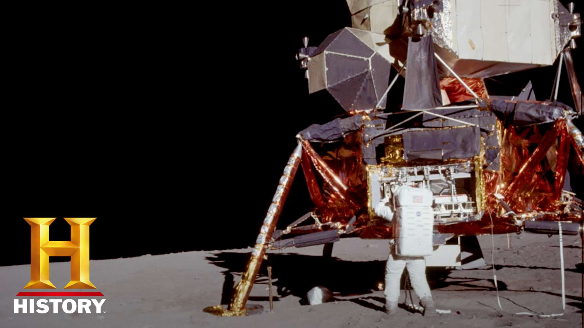 月面着陸の真実:消えたテープ