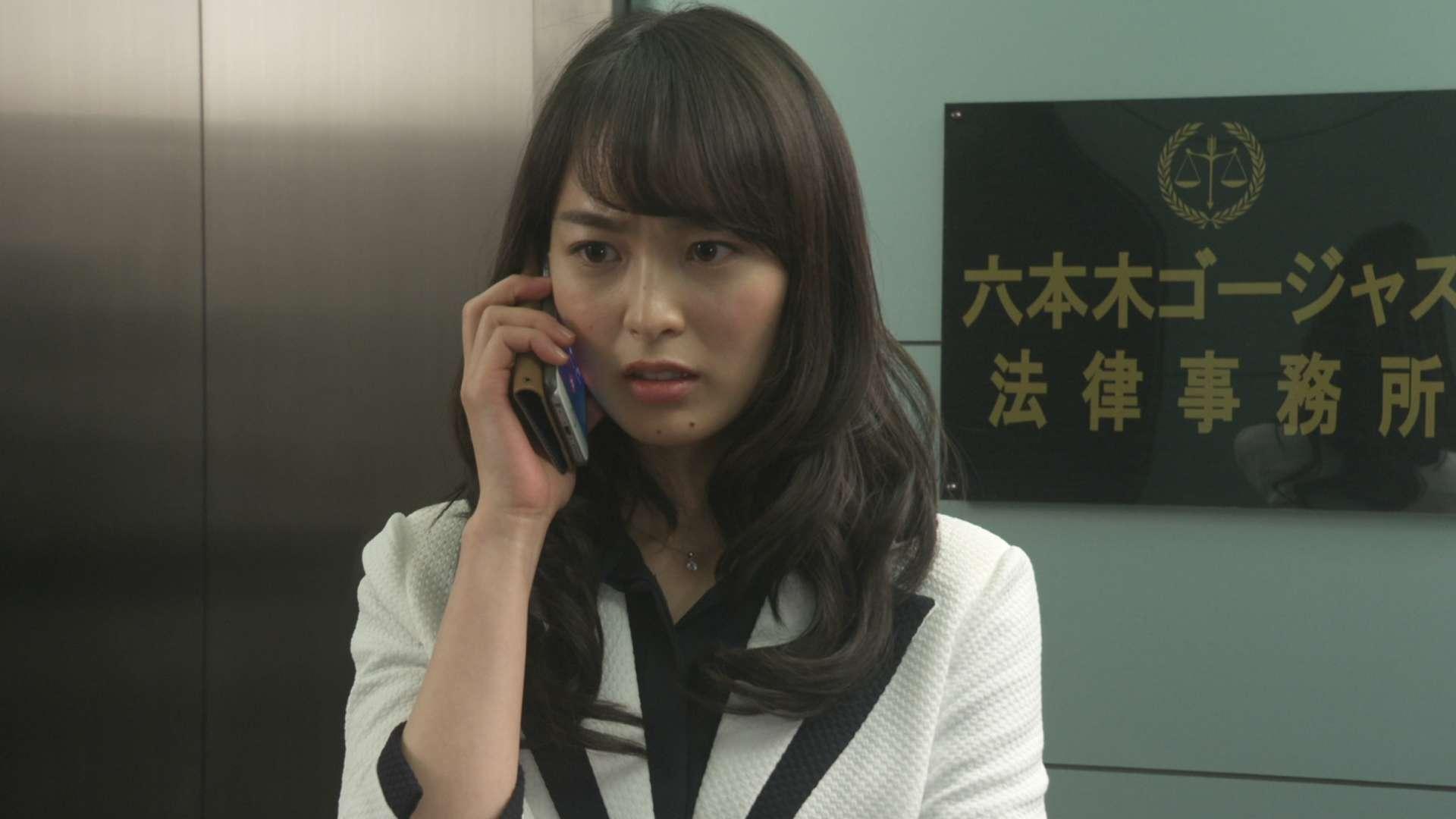 歌舞伎町弁護人 凛花
