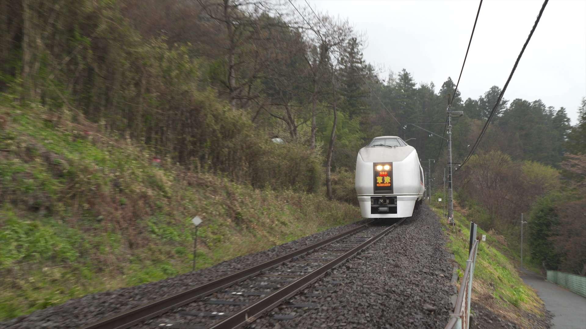 651系特急草津(上野〜長野原草津口)