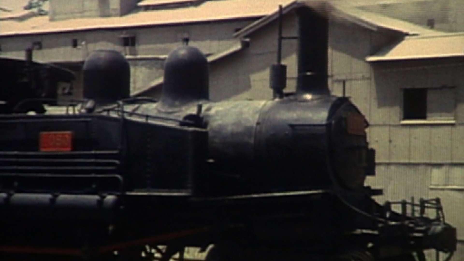 鉄道の記憶・萩原政男8mmフィルムアーカイヴスⅡ ~あの町、この村、日本の鉄道風景~