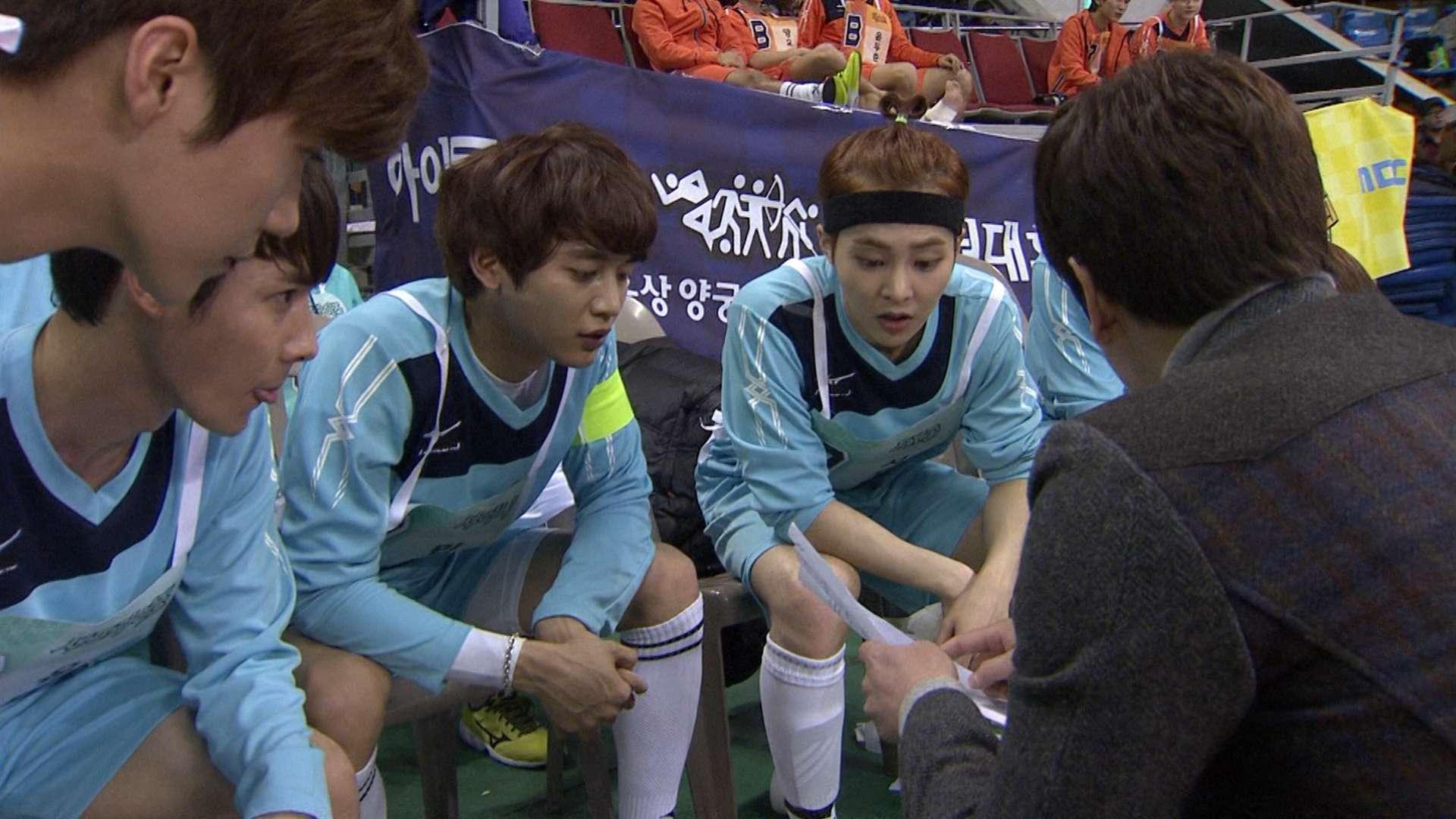 K-POPアイドルスタースポーツ選手権2014