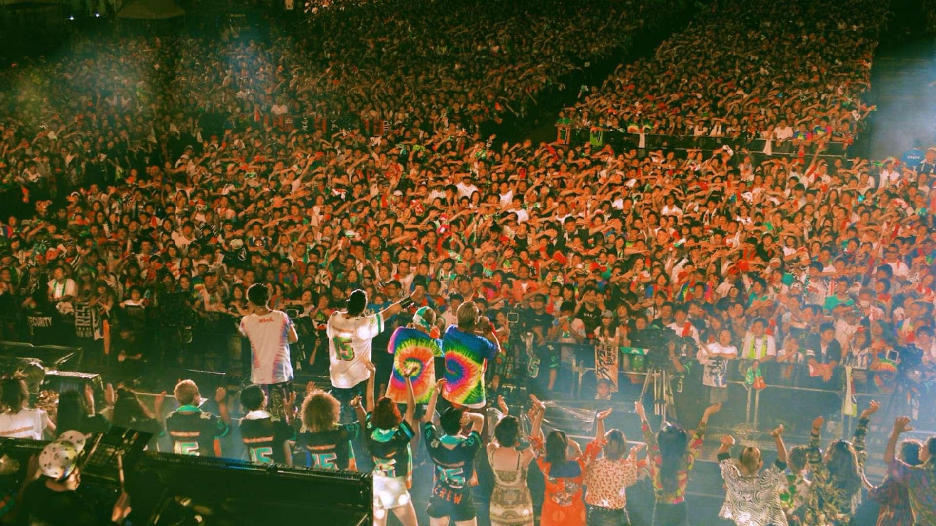 SummerHolic 2017-STAR LIGHT- at 横浜 赤レンガ 野外ステージ