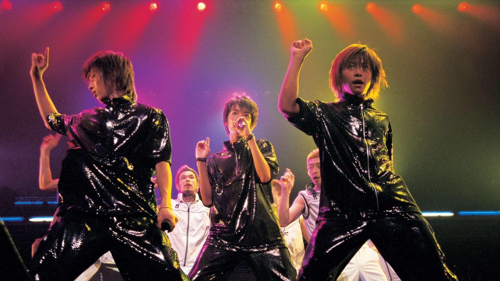 """w-inds.1st Live Tour""""1st message"""""""